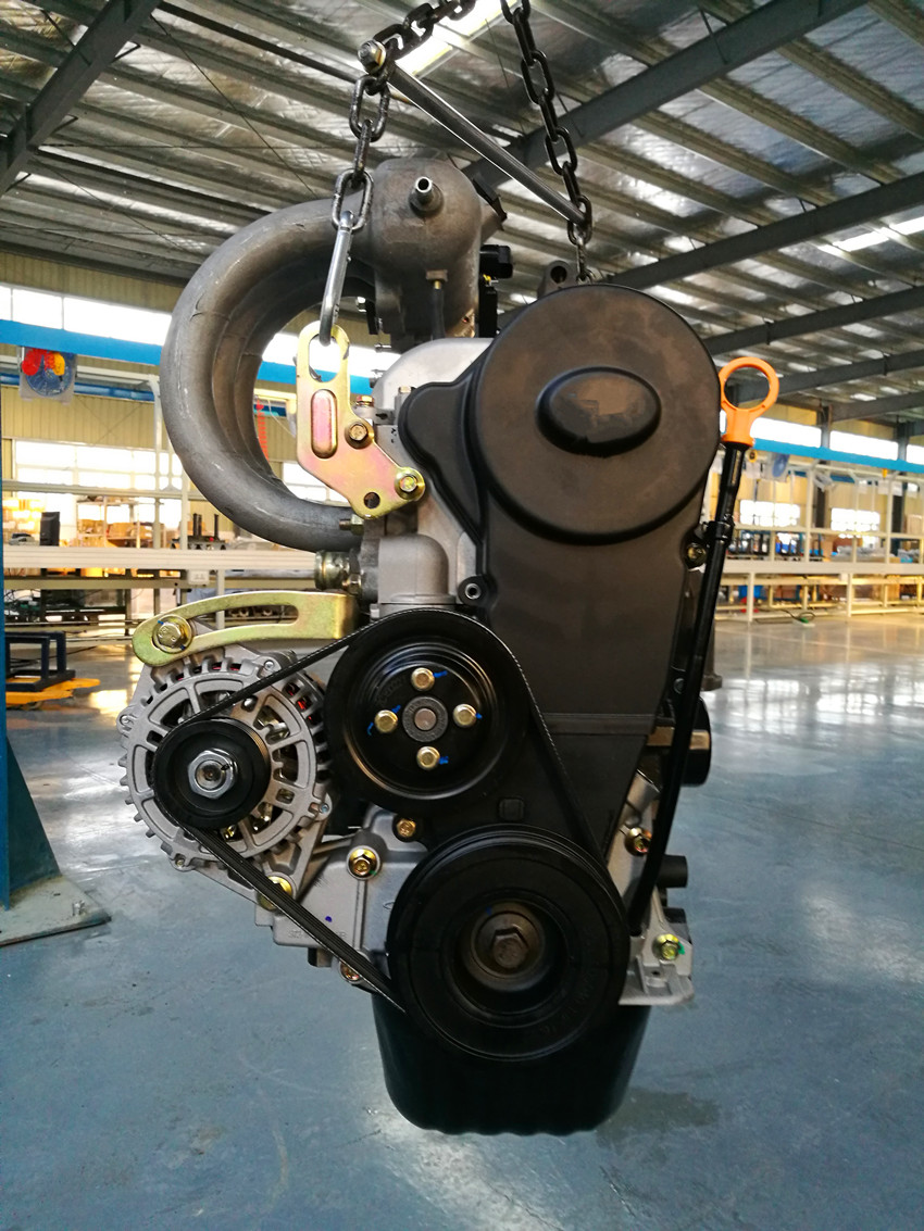 3 cylinder EFI Engine 800CC Vertical