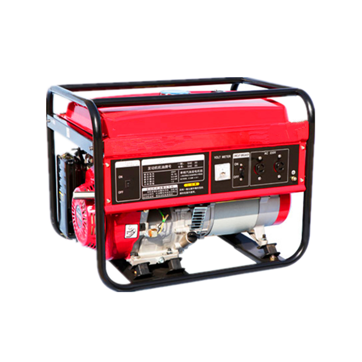 Gasoline Generating Set 6kW