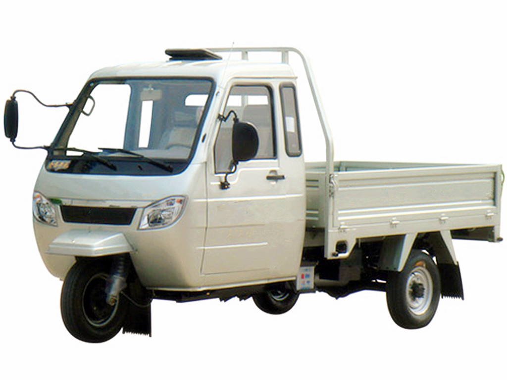 3 wheels truck with gasoline EFI engine